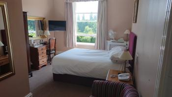 Double room-Traditional-Ensuite-Garden View-Wagtail