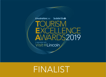 We made it to the last 3 of the Tourism Excellence Awards for Best B&B
