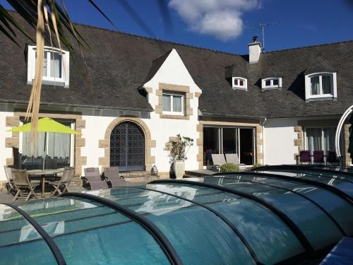 Andalia House : sa piscine, sa terrasse
