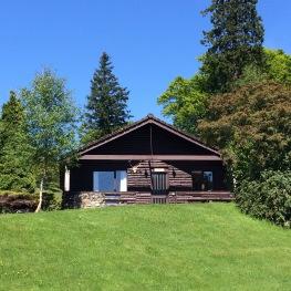 Stewart Log Cabin