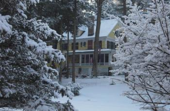 Winter at Brookview Manor