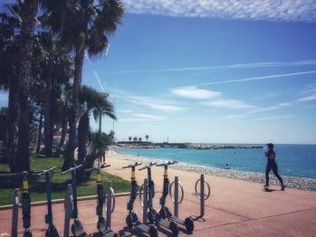 🛴 trottinette, vélo, course à pied ?