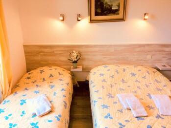 Triple-Confort-Salle d'eau-Vue sur Jardin-wc - TV