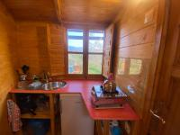 Small Yurt Kitchen