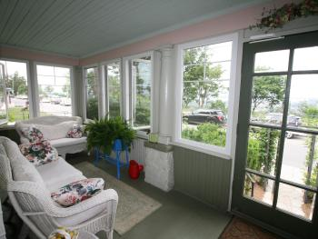 1st Floor Enclosed Porch
