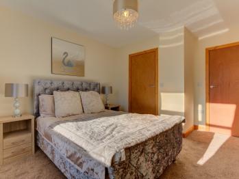 Apartment 7 Master Bedroom
