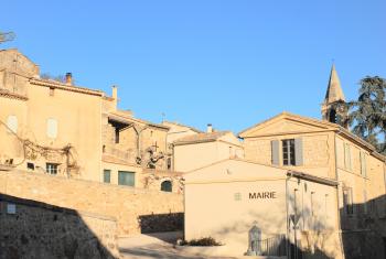 Village de la Bastide d'Engras