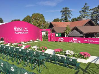 golf Evian Master