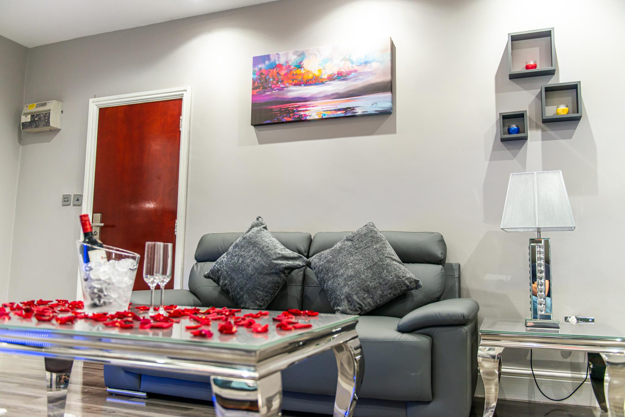 Aphrodite Suites, Bradford | Terms & Conditions