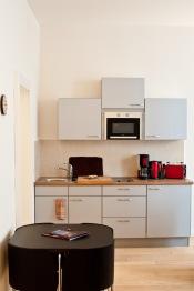 Küchenzeile Wohnung 4