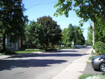 Hopewell Avenue (tree lined, quiet)