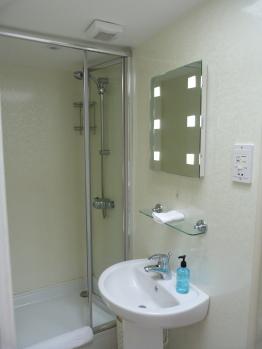 Room 8 en suite