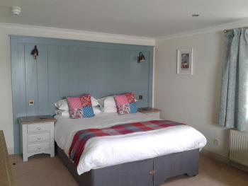 Double room-Comfort-Ensuite with Shower-Sea View - Rack