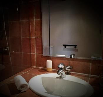 Salle de bain Lac d'Issarlès
