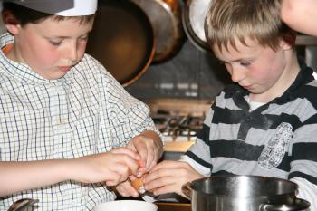 Little Augill Cooks at Augill Castle