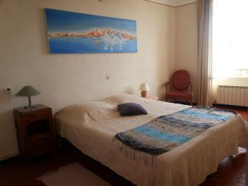 Appartement-Confort-Salle de bain-Vue sur Jardin-La Fontamaurri