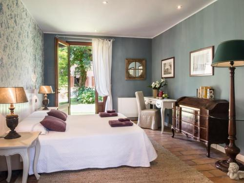 Matrimoniale-Standard-Bagno privato-Vista giardino - Tariffa OTA base
