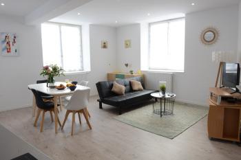 Appartement lumineux 3éme étage - Salon / salle à manger
