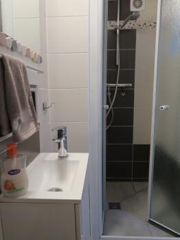 Le Bureau - la douche