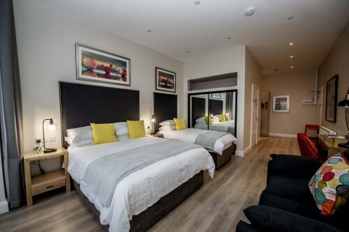Suite-Designer-Ensuite with Shower - Base Rate