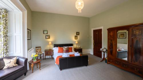Double room-Ensuite-Green Room - Base Rate