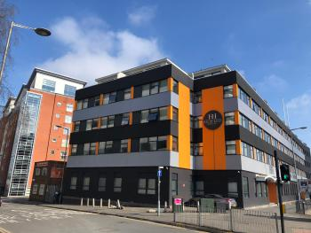 Showcase Apartments - Highcross House Apart Hotel -