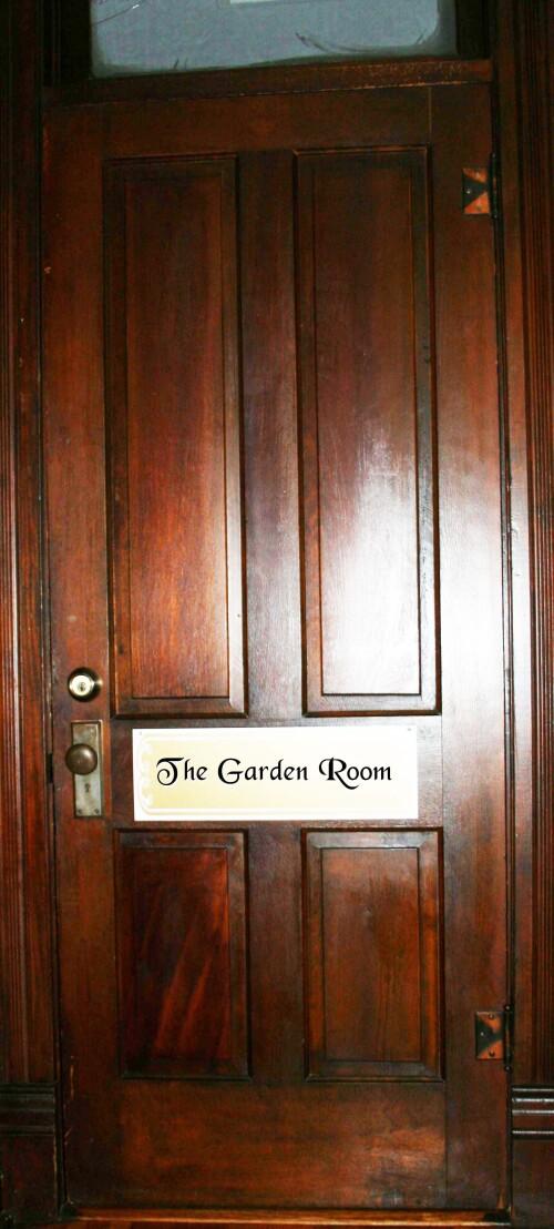 Double room-Ensuite-Standard-The Garden Room
