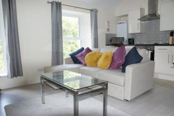 Coastal City Rooms - Uplands - Lounge