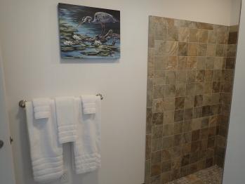 Suite 201 Bathroom