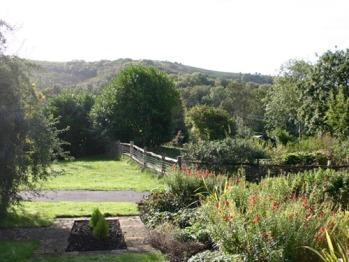 Beautiful gardens & views