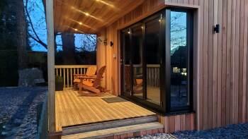 Cedar Suite Balcony
