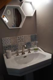 Côté Jardin-Double-Super spacieuse-Salle de bain Privée-Vue sur Jardin - Tarif de base