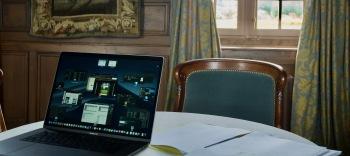 Mon Bureau au Château