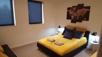 Empire Liverpool Properties - Arundel Street - guest room