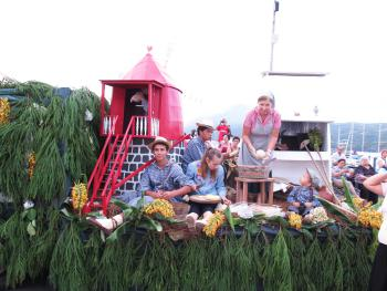 Areias da Prainha. Festas populares 3