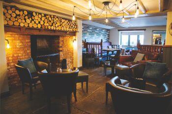 The Throckmorton - Bar Area