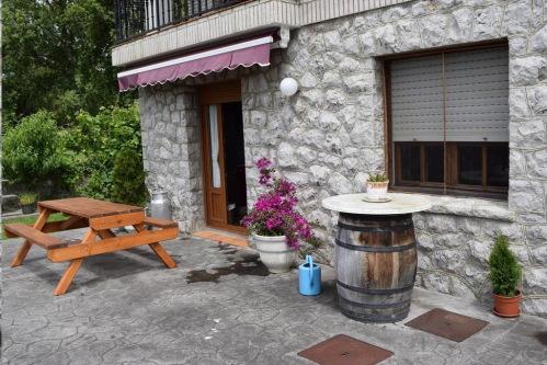 Apartamentos los Frutales Isla Arnuero Cantabria