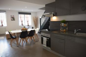 Appartement spacieux 3éme étage - Cuisine