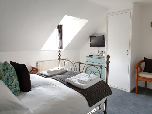 Double room-Standard-Ensuite-Third floor - Room Only
