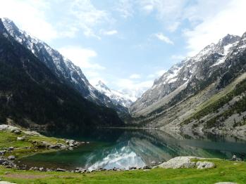 Cauteret Lac de Gaube