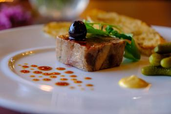 The Fig and The Pheasant Terrine