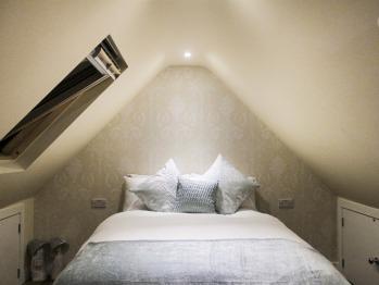 The Hay loft bedroom 2