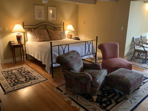 Lodge - Owens Suite-Double room-Ensuite-Superior