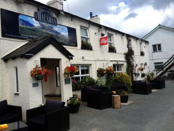 Front of The Wilsons Arms