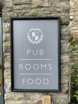 The Derwent Arms - Our Logo