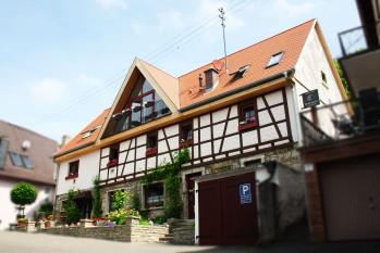 Brunnenhof Randersacker - Das kleine Hotel