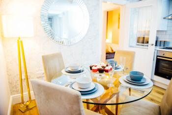 Villa Mimosa 1 - Dining Room