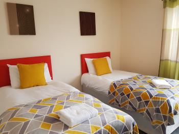 Huku Kwetu – Eddiwick House - Double Bedroom