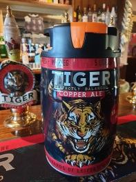 Tiger mini kegs