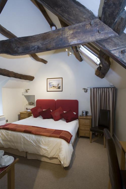 Double room-Standard-Ensuite with Shower-Dolwyddelan Room 6 - Base Rate